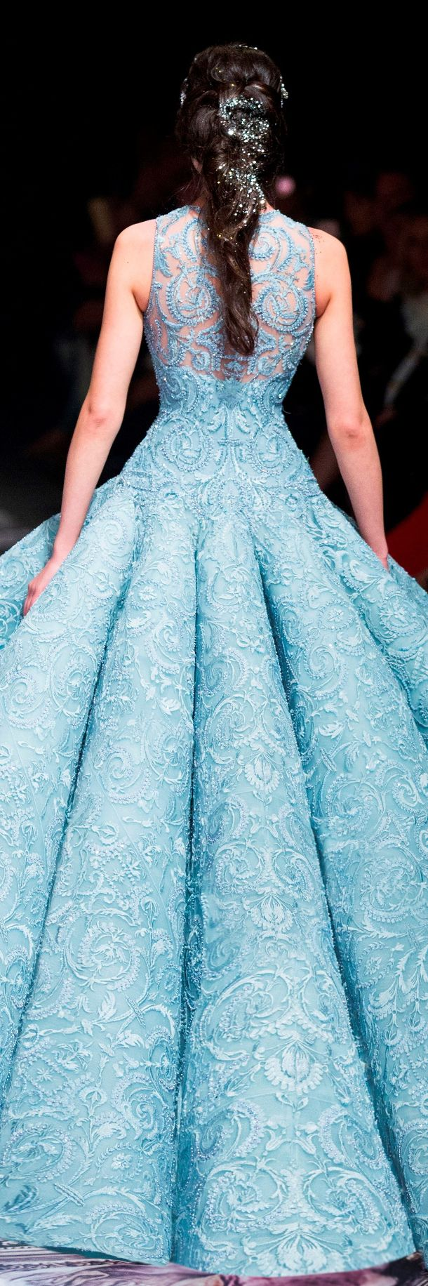 Michael cinco spring summer couture collection dresses