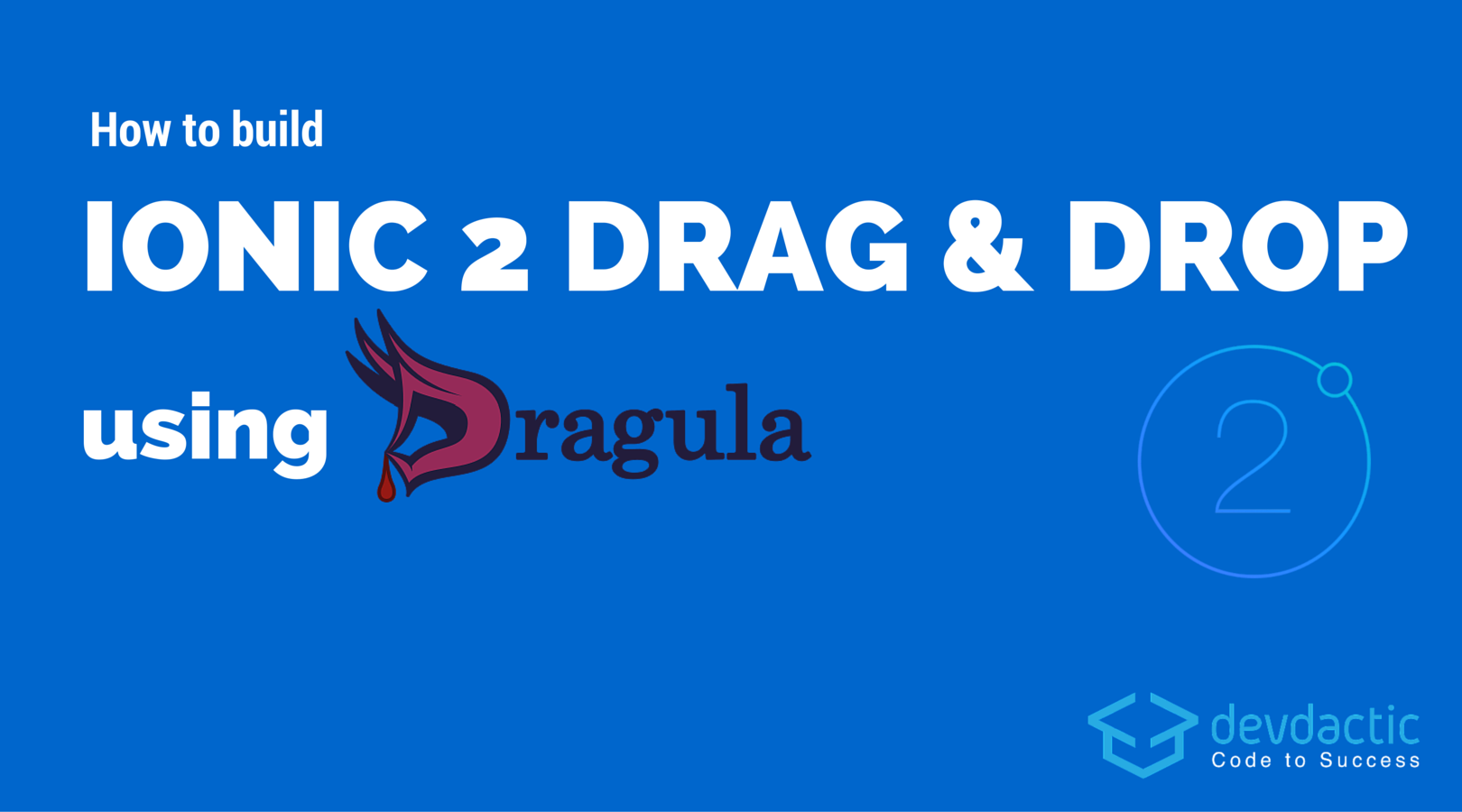 How to build Drag & Drop with Ionic 2 using Dragula   Ionic
