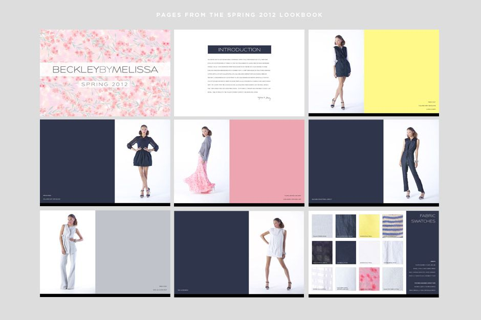 lookbook layout - Google Search Look Books Pinterest Fashion