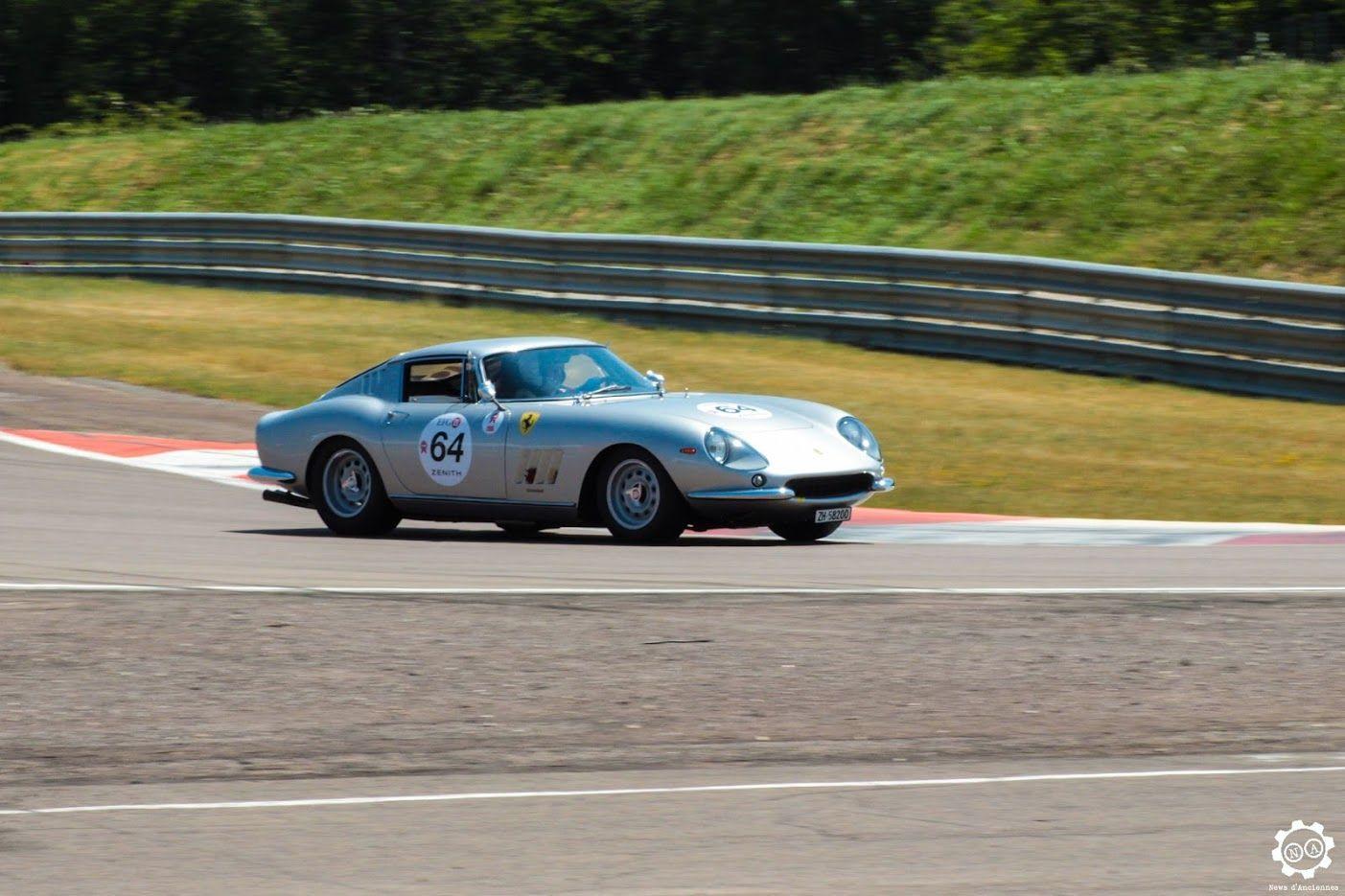#Ferrari #2 #GTB/C sur la piste de #Dijon_Prenois au #GPAO Article original : http://newsdanciennes.com/2015/06/07/news-danciennes-au-grand-prix-de-lage-dor/ #Racecar #VintageCar #ClassicCar