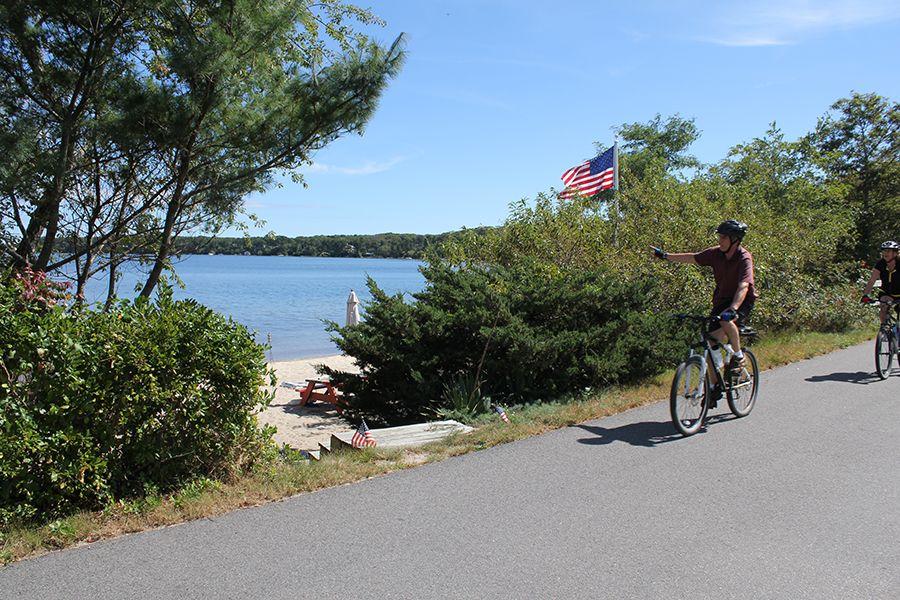 Cape Cod Biking Cape Cod Rail Trail Bike trails, Cape