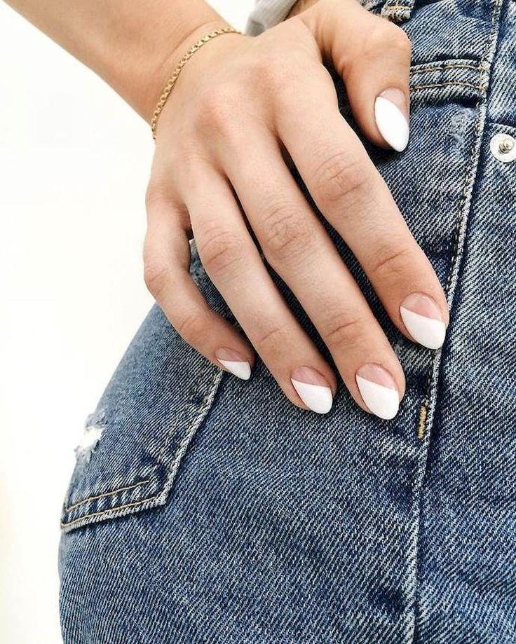 nagel grijs #nails #nagel 35 Most Amazing Summer Nail Color 2019,