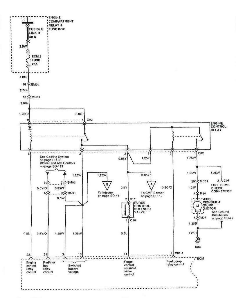 Ford Ranger Starter Wiring Diagram : ranger, starter, wiring, diagram, Model, Ignition, Wiring, Diagram, Schaltplan,, Ranger,, Explorer