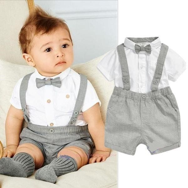 34def0773 Baby/Toddler Boy 'Dressed Up' Full Sets - [7 DIfferent Styles and  Combinations!]