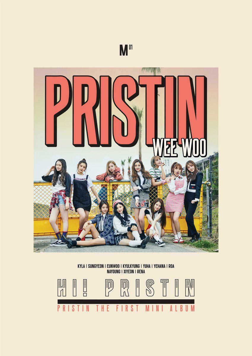#PRISTIN
