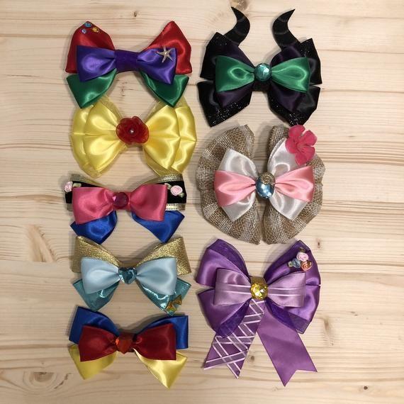 Disney Hair Bows (Bulk Order) #hairbows