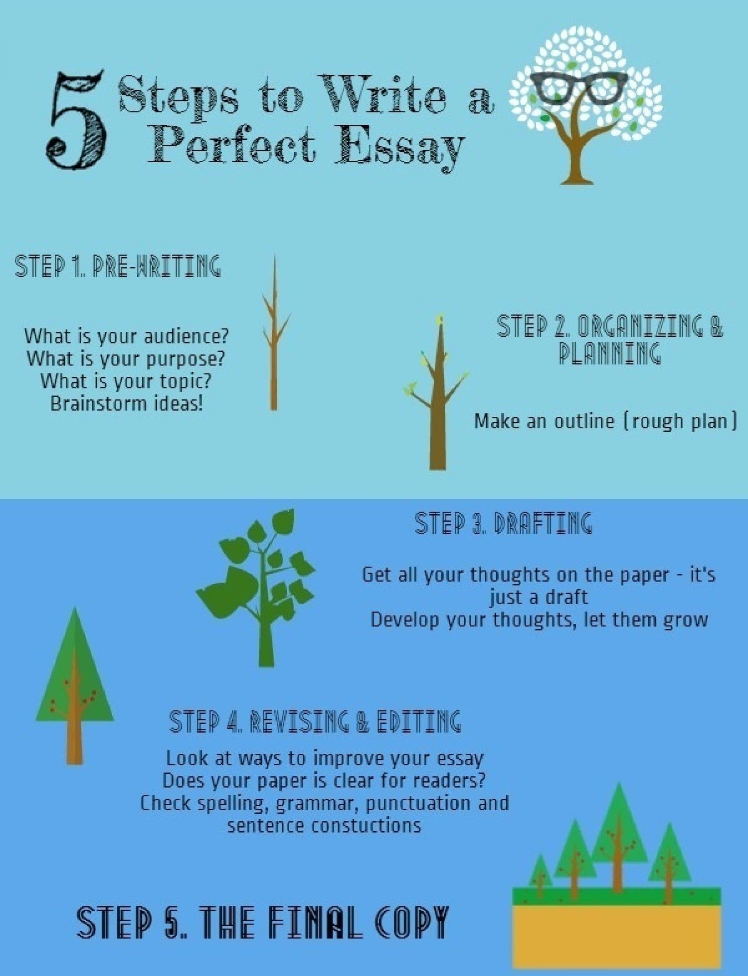 How to write a perfect essay