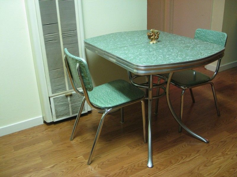 Retro Kitchen Tables