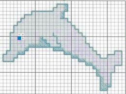 Delfino Mare Oceano Punto Croce Schemi Punto Croce Mare