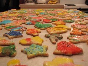 Anise Pierniki Polish Christmas Cut Out Cookies Bronaslawa Fiutak