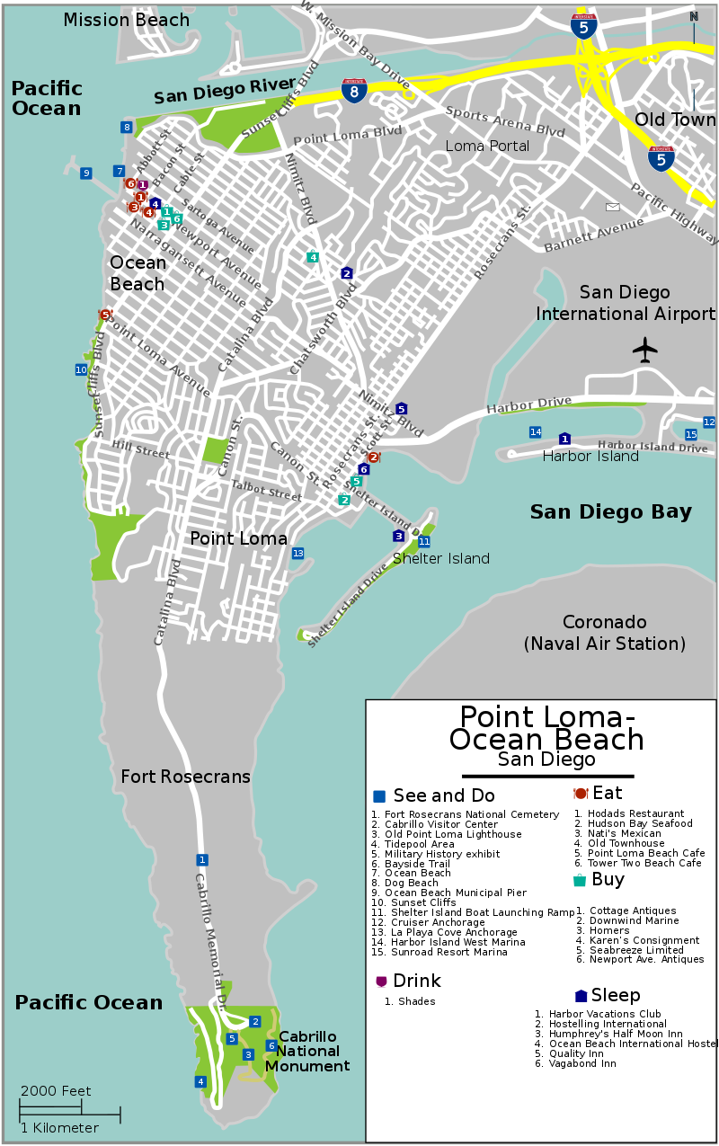 Naval Base Point Loma Map : naval, point, Pointloma, Oceanbeach, Point, Loma,, Diego, Wikipedia, Ocean, Beach, Diego,