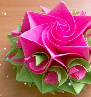 Diy amazing paper rose origami flower gift topper csods papr diy amazing paper rose origami flower gift topper csods papr virgos ajndk masnik mightylinksfo