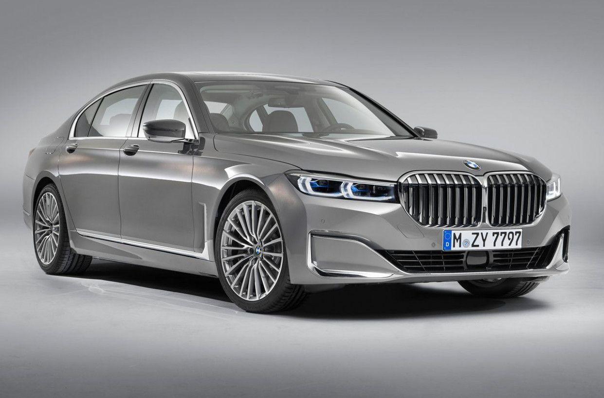 2021 BMW 750Li Exterior
