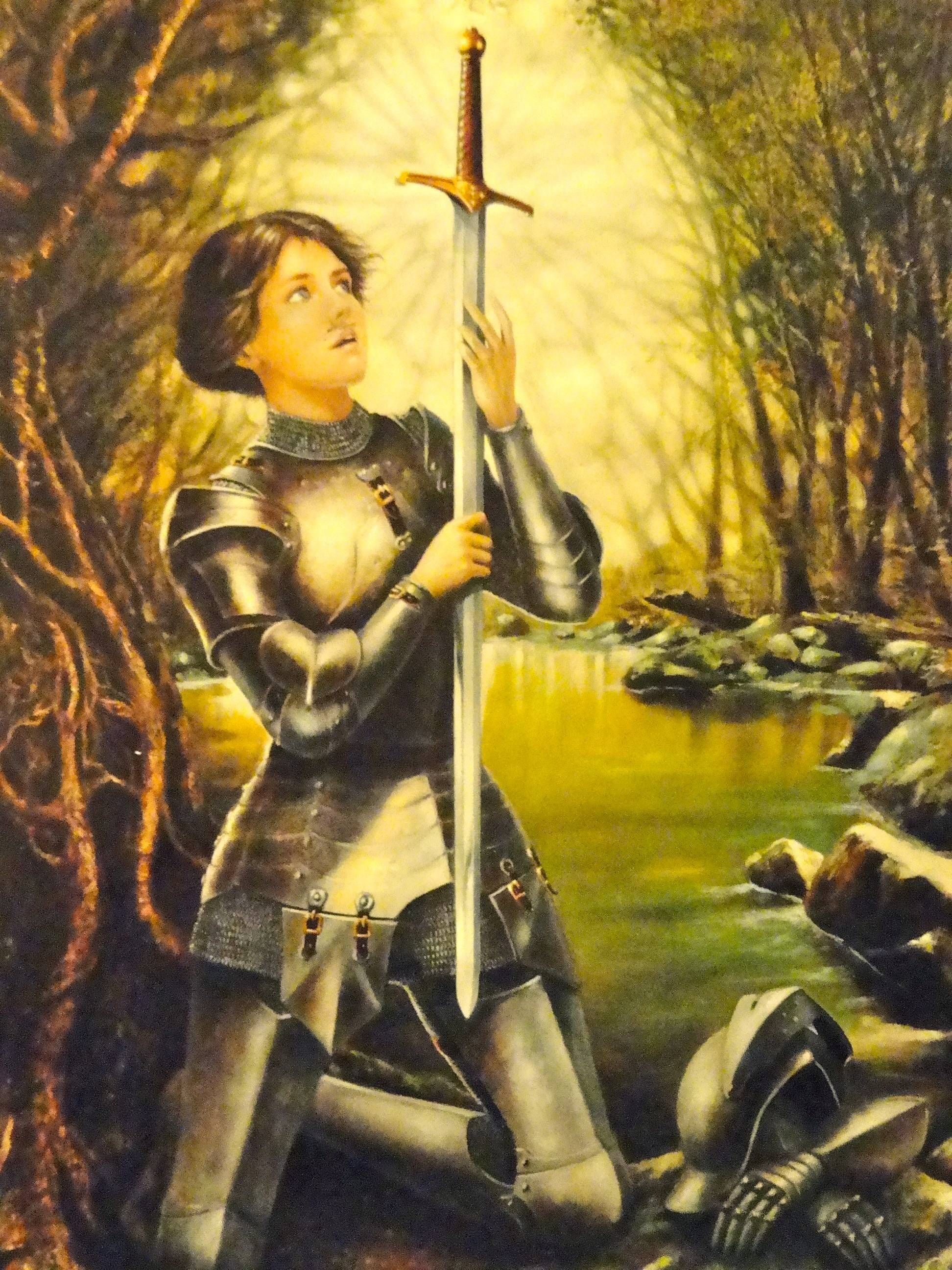 joan of arc one of the most admired female figures in history Test your knowledge of these famous historical figures, including notable people such as alexander hamilton and marie antoinette.