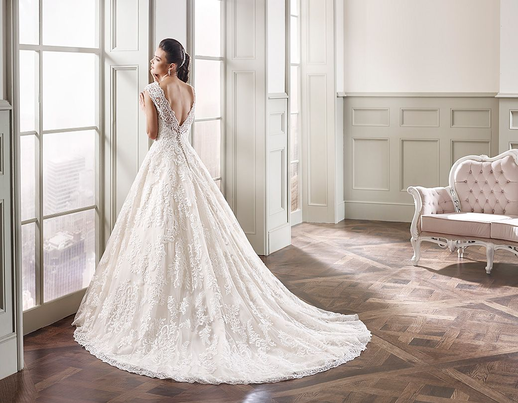 Eddy K Milano MD172 Find Gown De Ma Fille Bridal In Ft Worth