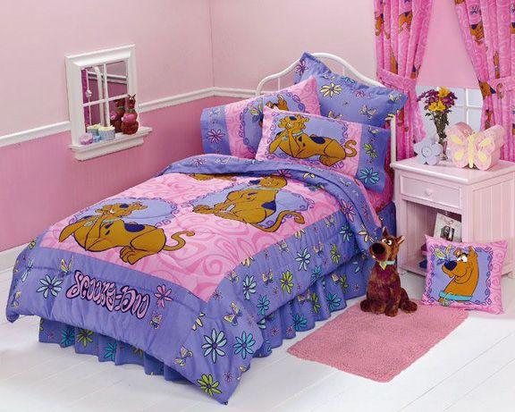 Explore Bedroom Sets, Dream Bedroom, And More! Scooby Doo ...