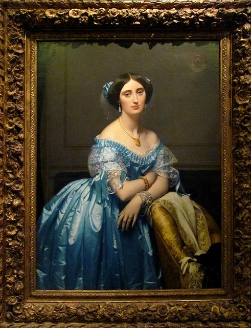 Jean Auguste Dominque Ingres With Images Art Painting Art