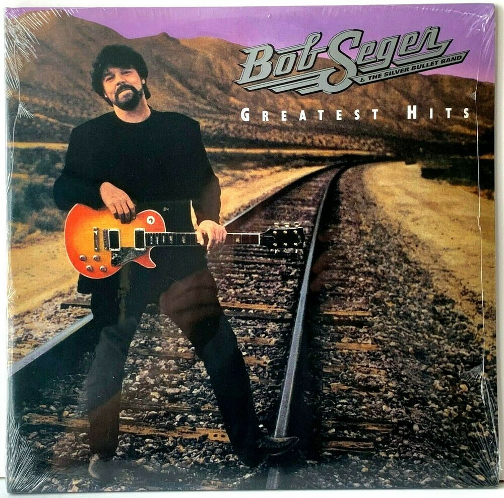 Bob Seger The Silver Bullet Band Greatest Hits New Lp Vinyl Record Album In 2020 Bob Seger Bob Seger Greatest Hits Greatest Hits