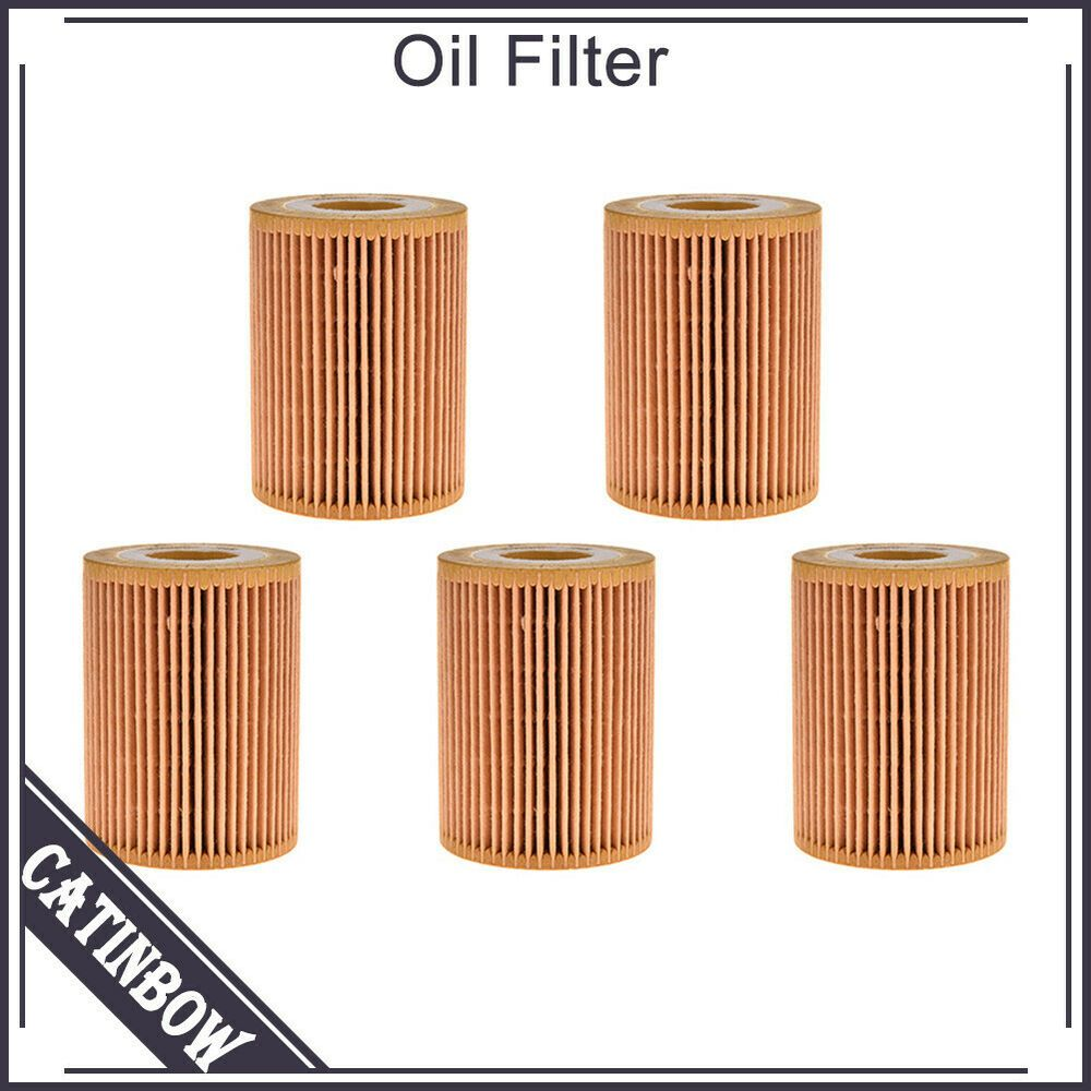Sponsored Ebay 5 X Hu821x Engine Oil Filter For 07 14