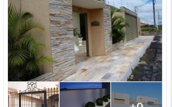 Tipos de bardas para casas fachadas pinterest for Fachadas de bardas para casas pequenas