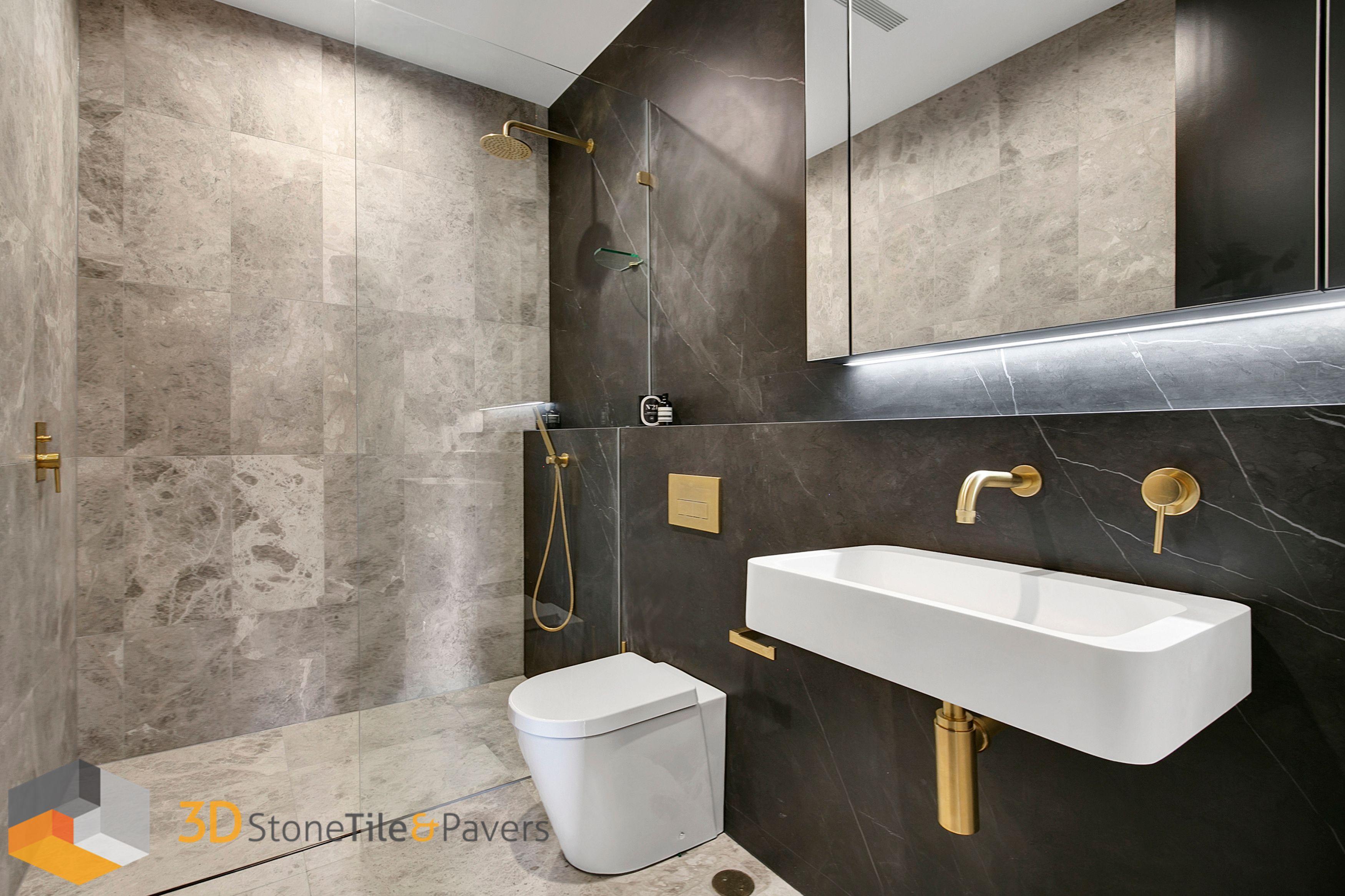 Stunning New Bathroom Build In Brisbane Penthouse Utilizing