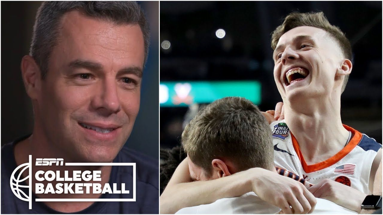 Virginia's Tony talks Kyle Guy's FTs, title game