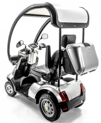 AFIKIM Afiscooter S 4-Wheel Scooter   Afikim   Electric