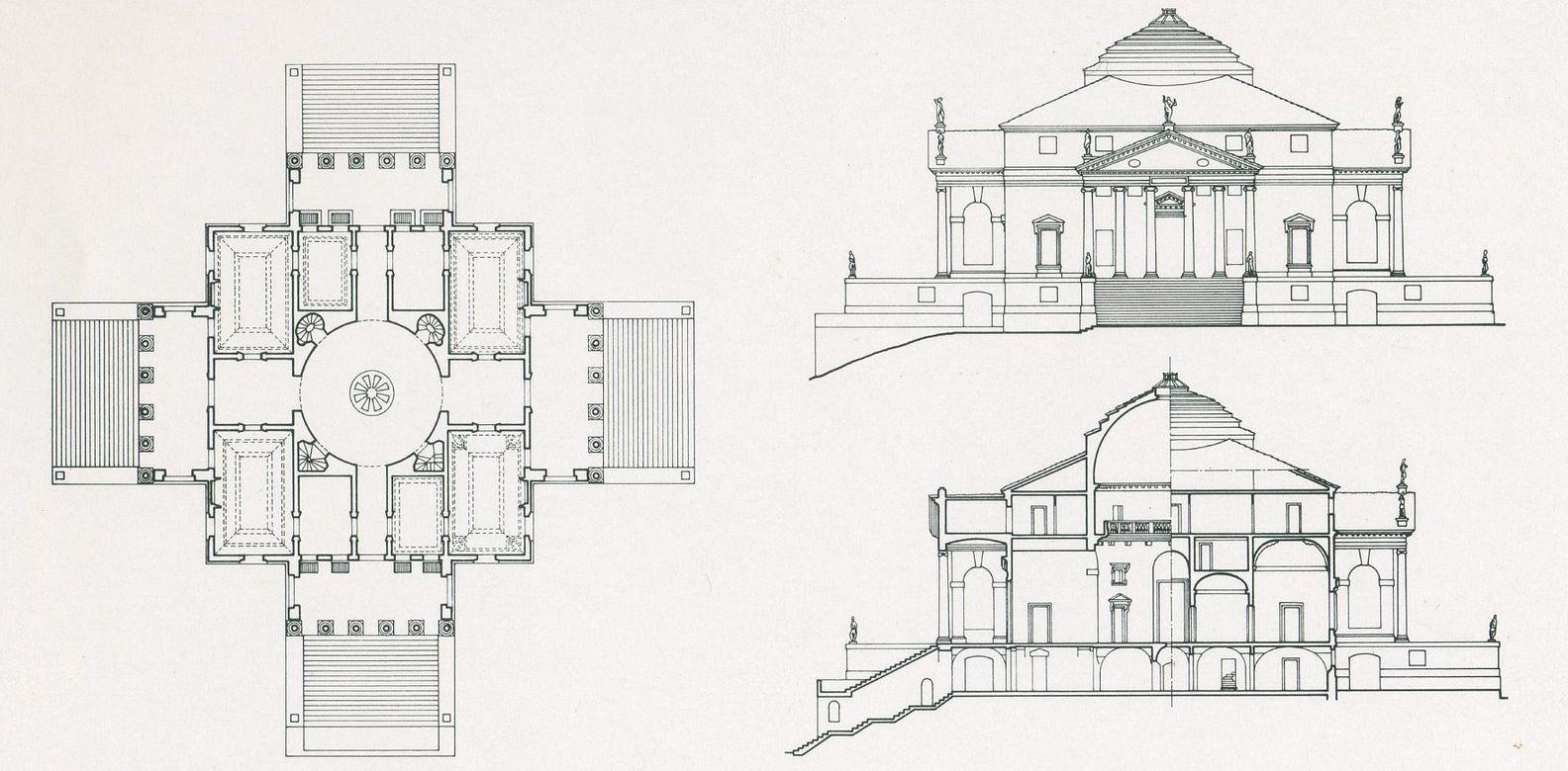 Villa Rotonda Section