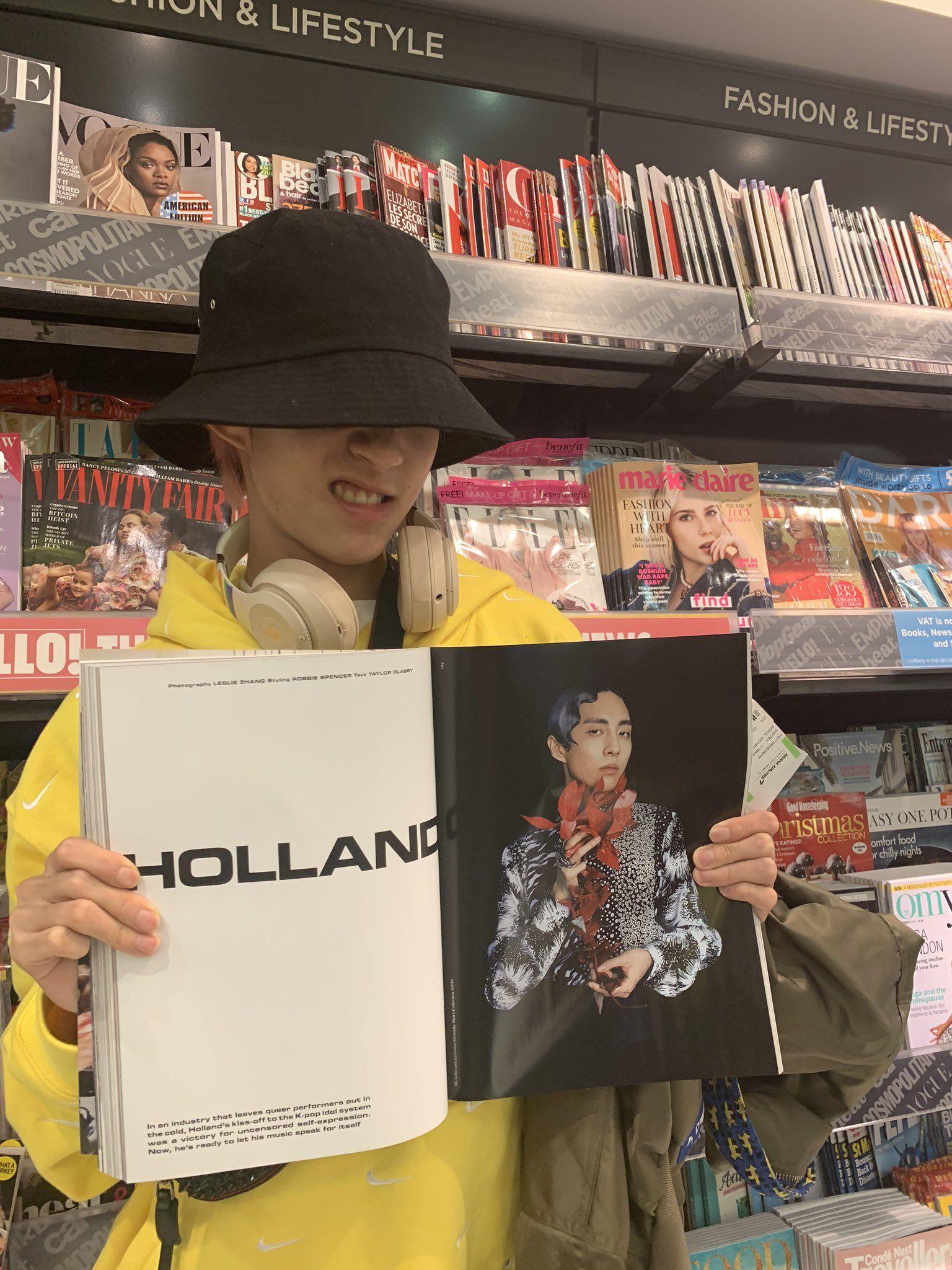 Sänger Holland