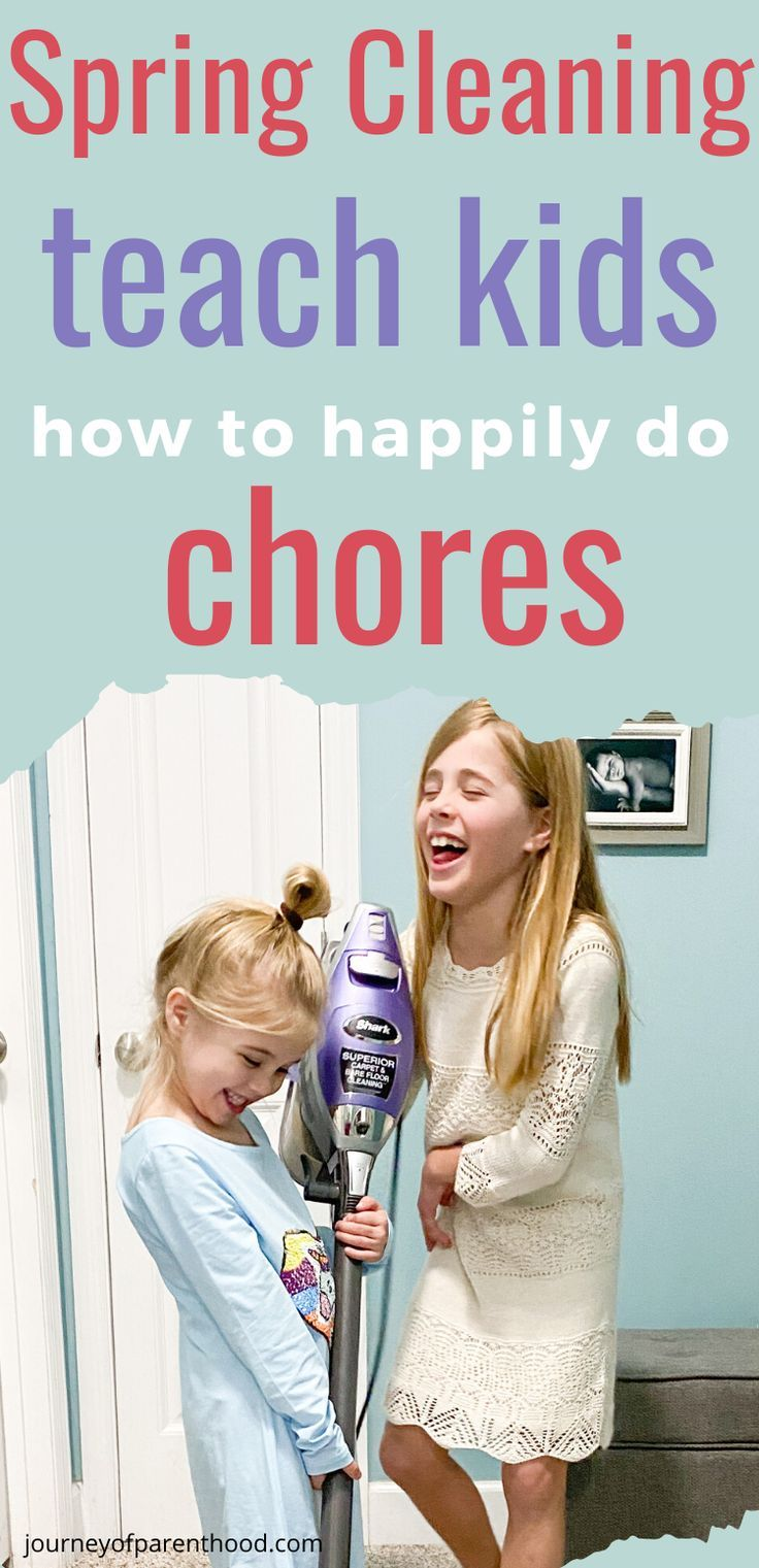 Spring cleaning time is a great time to teach kids how to HAPPILY help around the house. Chores for kids. What chores to have your kids do around the house, age appropriate chores for kids, and why you should pay your kids for chores too. A great way to teach kids about money while also teaching kids household chores at home! A great activity to help family life while spending more time at home. #springcleaning #kidschores #choresforkids