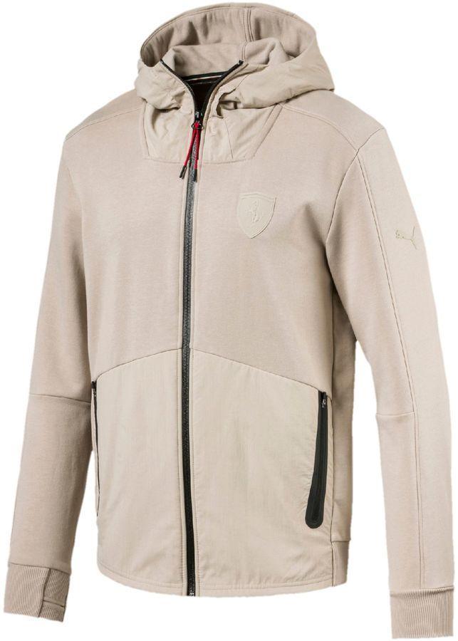 426ce893a775 Puma Ferrari Lifestyle Hooded Sweat Jacket