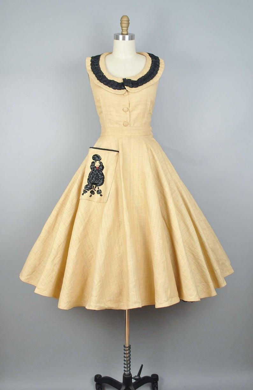 Pin On Vintage 1950s Dresses