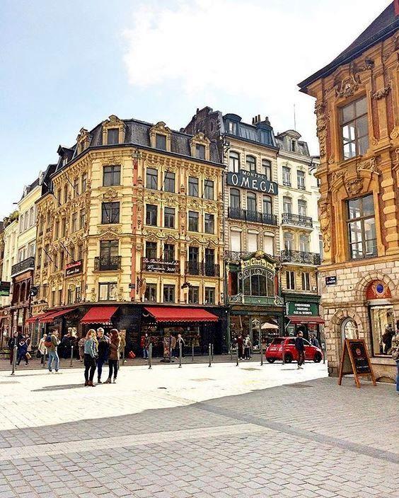 Epingle Par Mayra Leon Sur Hauts De France France Lille Gallery