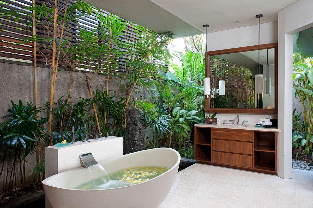 Saraswati at Dea Villas, Bali | Luxury Retreats | Bathroom ideas ...