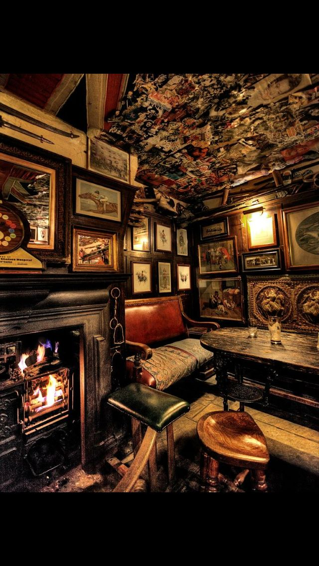 Vintage Room London Pubs Best London Pubs Pub Interior