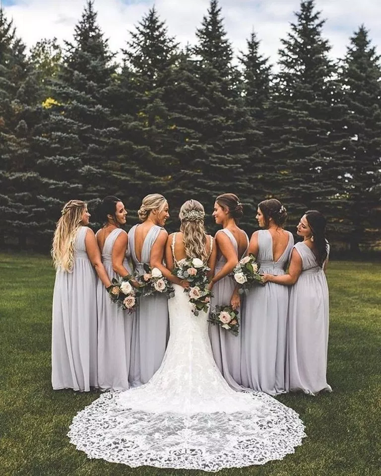 64 Wedding Photo Ideas For Your Bridesmaids bridesmaidsdresses bridesmaidweddingdresses bridesmaidsdressesideas   ctimg net is part of Bridesmaids photos -