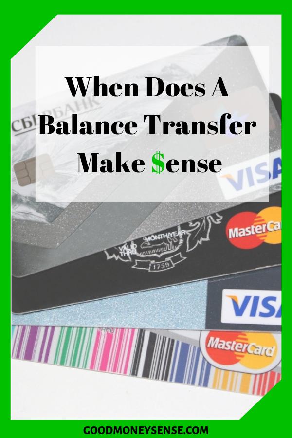 Are Credit Card Balance Transfers A Smart Idea Good Money Sense Credit Card Balance Money Sense Balance Transfer