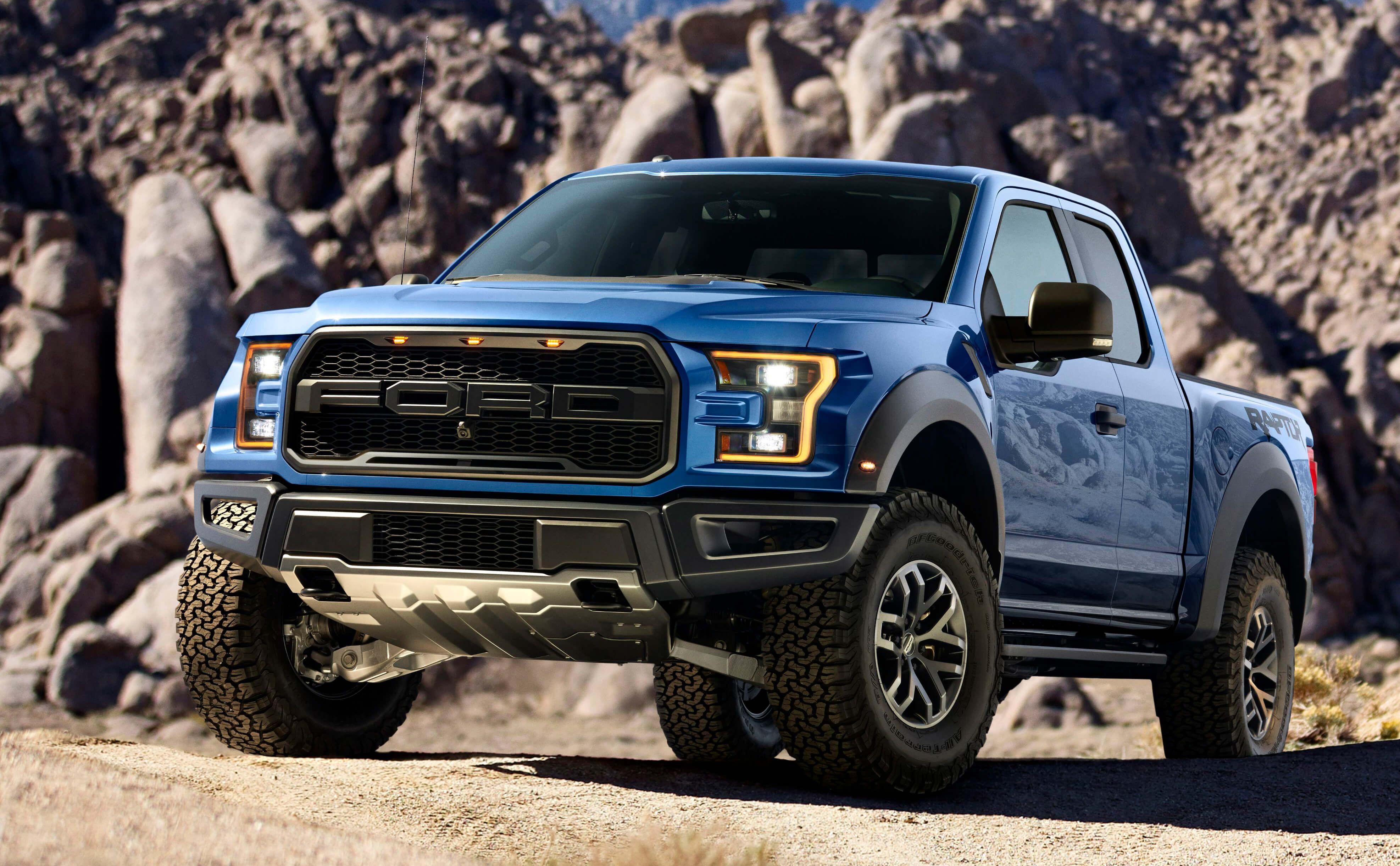 2017 Ford Raptor In Lightning Blue Jpg 3948 2441 Ford Raptor
