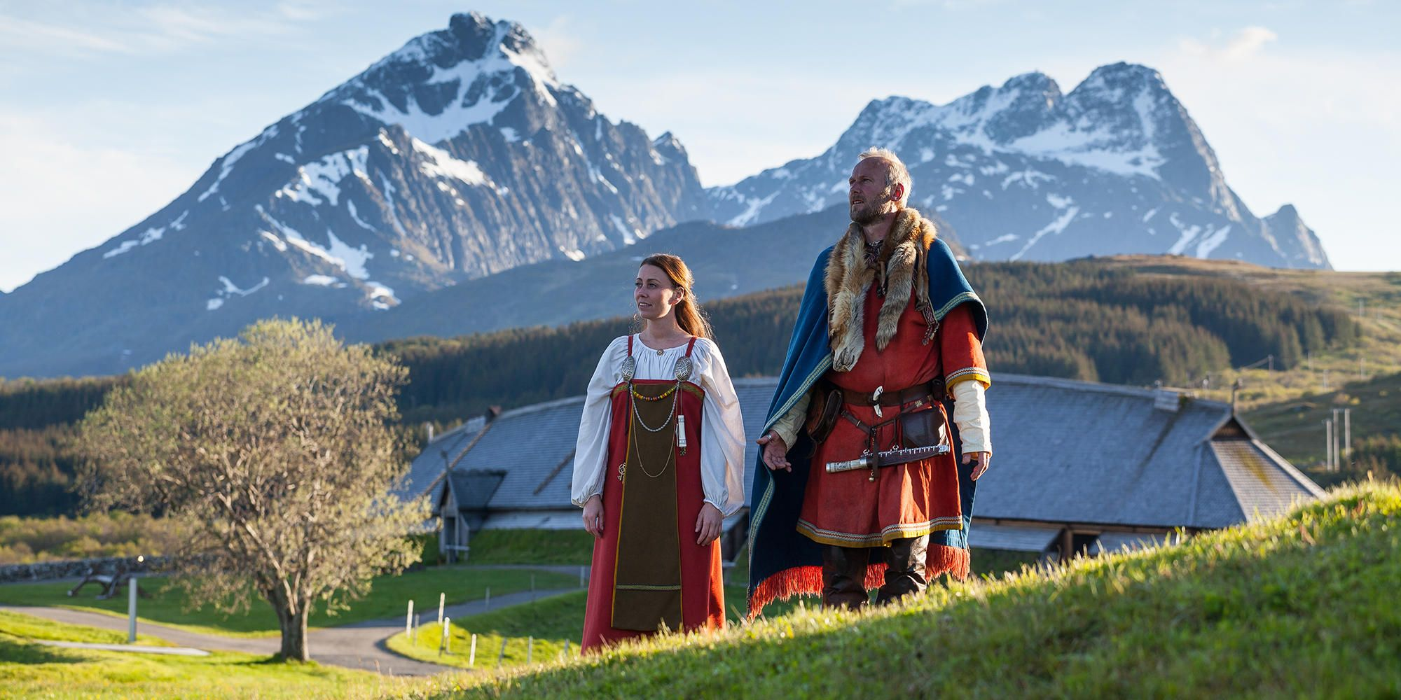 Viking culture, people and history