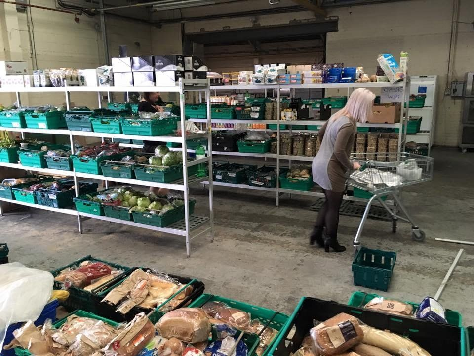 This Supermarket Sells Only Wasted Food Food waste