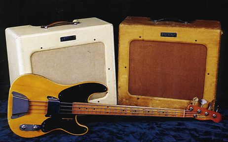 the history of fender bass amplifiers - Google Search
