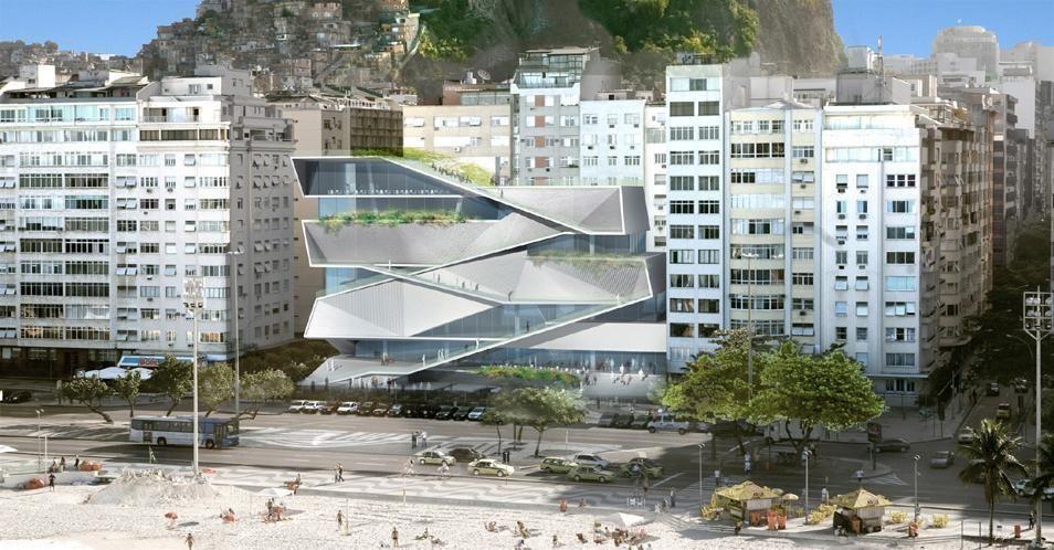 Galeria - Em Construção: MIS Copacabana / Diller Scofidio + Renfro - 9