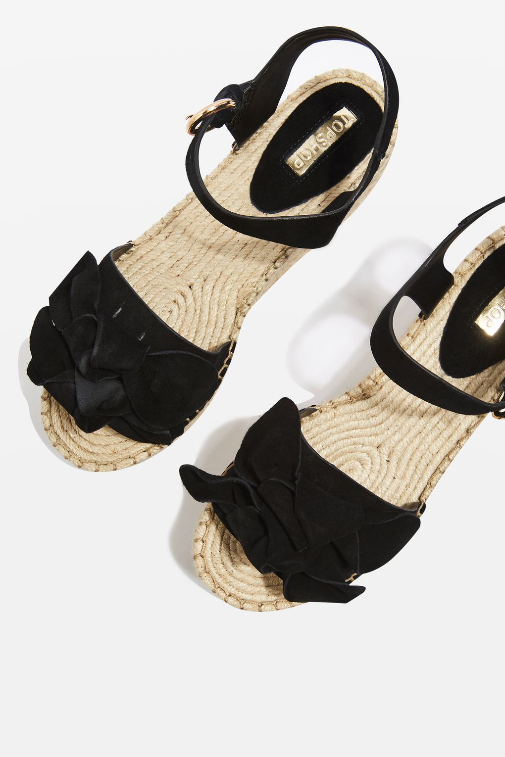 f86c220e37b DAY 2 Topshop WENDY Bow Wedge Espadrilles - Black (This shoes is back again
