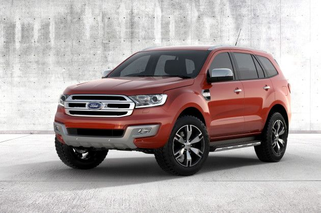 2016 Ford Everest Price Interior Engine Release Date Suv Cars