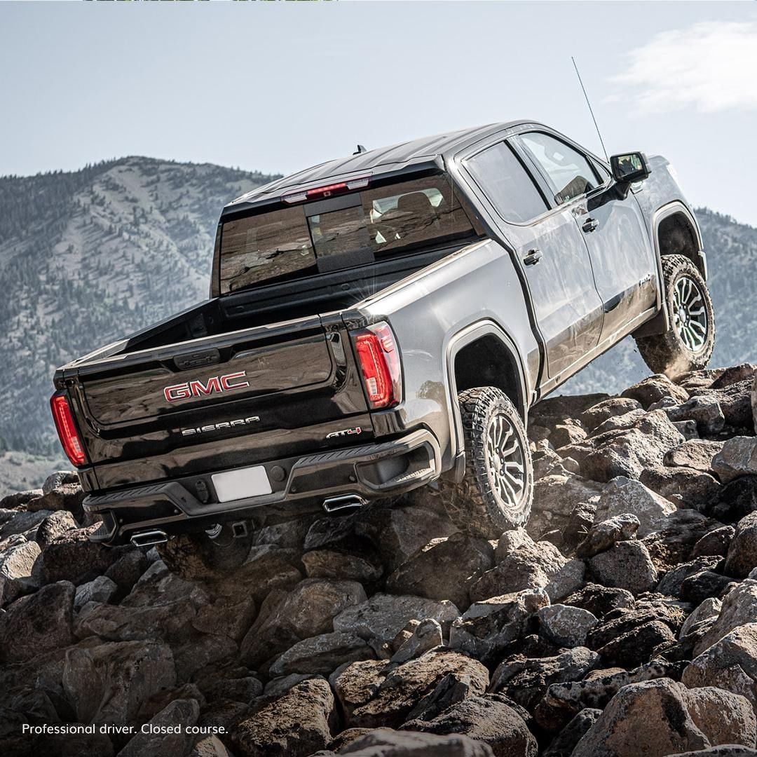 Gmc On Instagram Onward And Upward The Gmcsierra At4