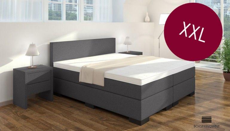 Boxspringbett Xxl 180 X 200 Cm Bettwasche Modern Bett Modern