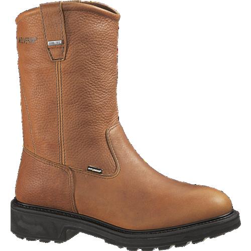 4ea0281724c Wolverine DuraShocks® Slip Resistant Gore-Tex® Waterproof Non ...