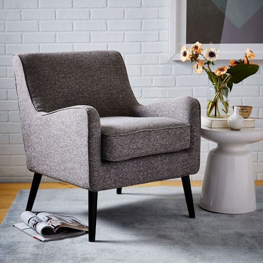 Book Nook Armchair Cabin FurnitureModern Living Room
