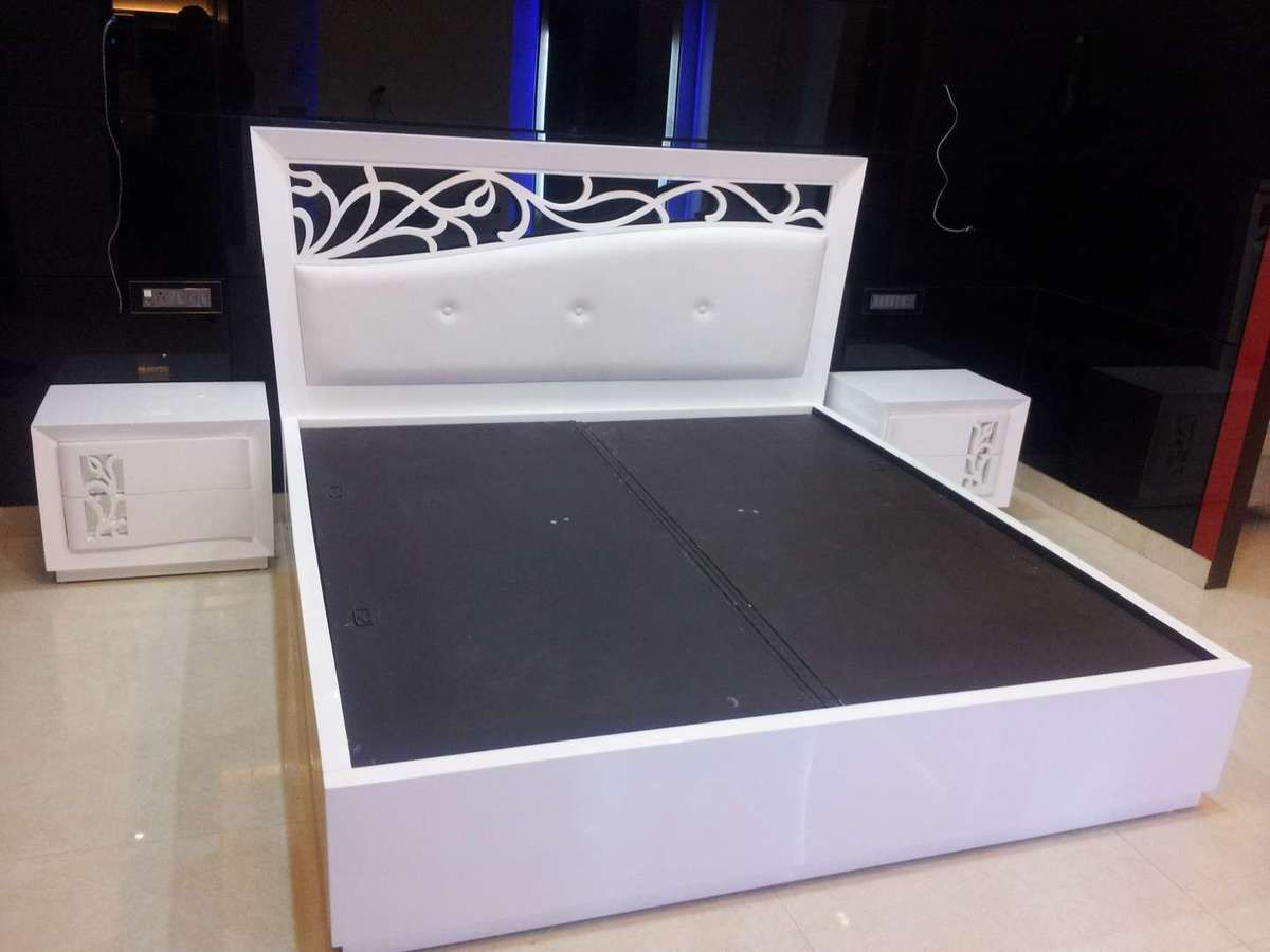 Indian wooden furniture bed - Laser Cut Wood Panel India Designs Price Inspiration