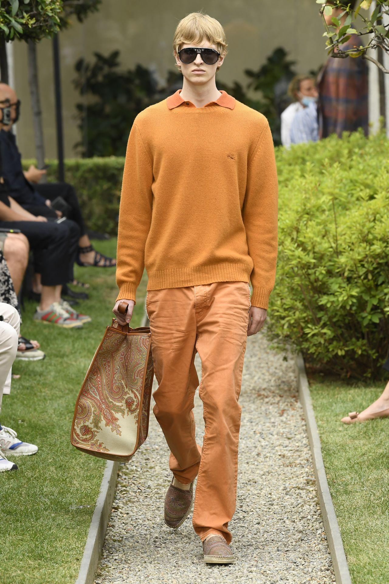Spring 2021 Men's Trends   Men fashion show, Menswear ...